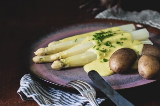 vegane Sauce Hollandaise