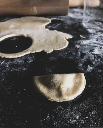 Tortellini Halbmond