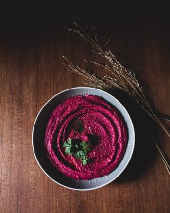 Rote Bete Hummus