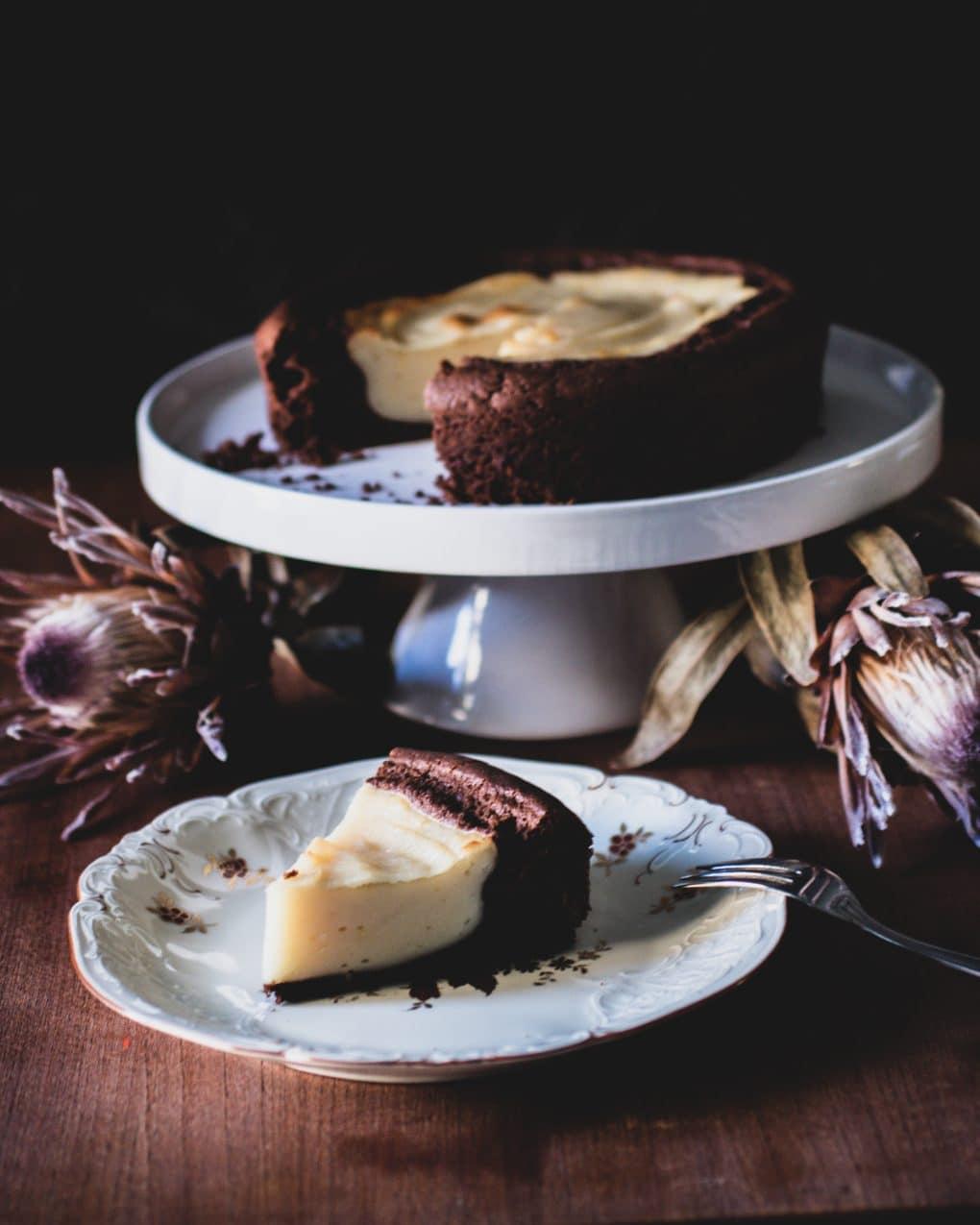 Schoko Cheesecake