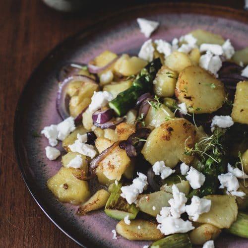 Eine Woche eine Liebe - KartoffelnBratkartoffeln