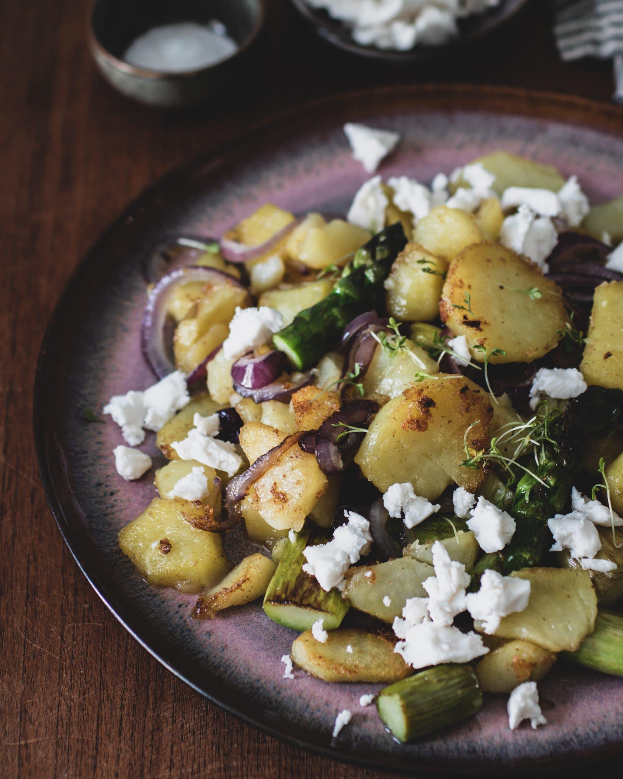 Eine Woche eine Liebe - Kartoffeln Bratkartoffeln