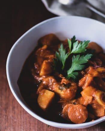 Eine Woche eine Liebe - Kartoffelnkartoffelgulasch