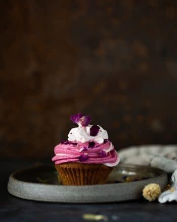 Cupcakes mit veganer Buttercreme